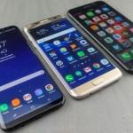 Конкуренты Samsung Galaxy S8