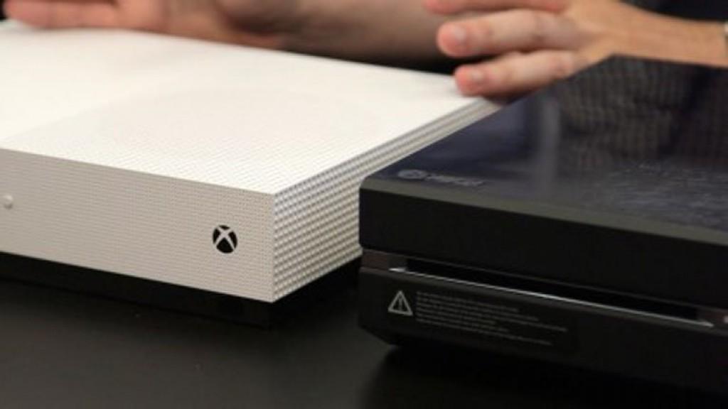 Xbox One VS Xbox One