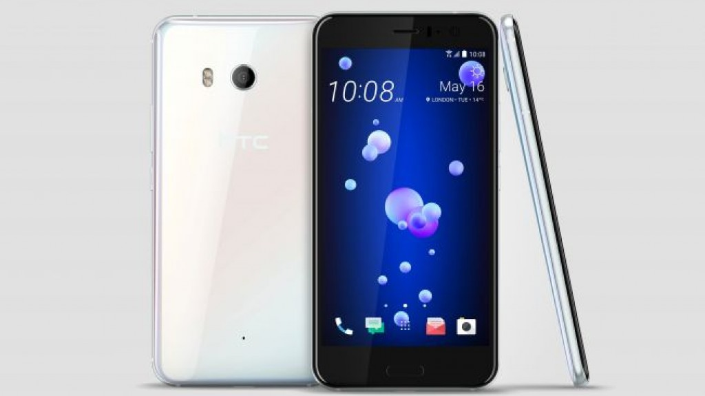 Белый HTC U11 (Ice White)