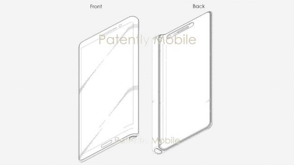 Новый дизайн Galaxy Note 9