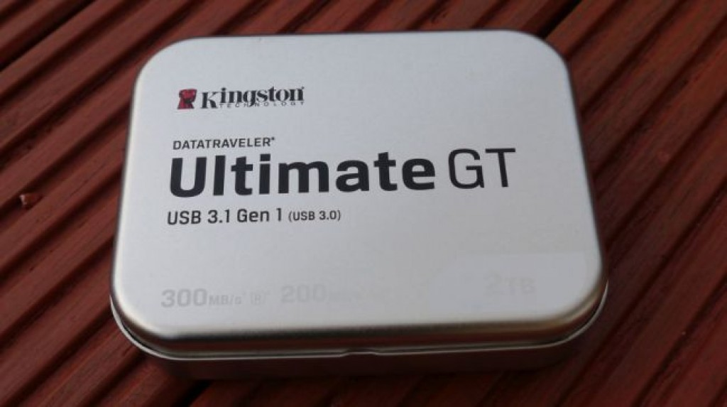 Флэшка Kingston DataTraveler Ultimate GT 2TB