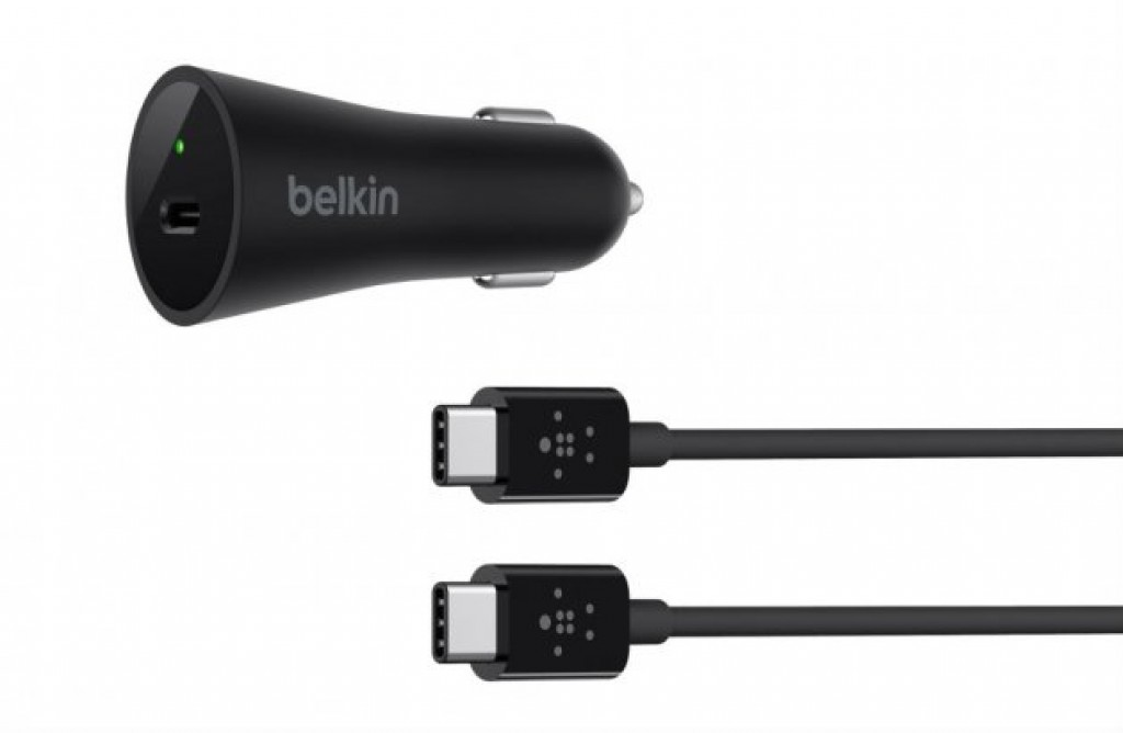 Belkin Type-C Car Charger