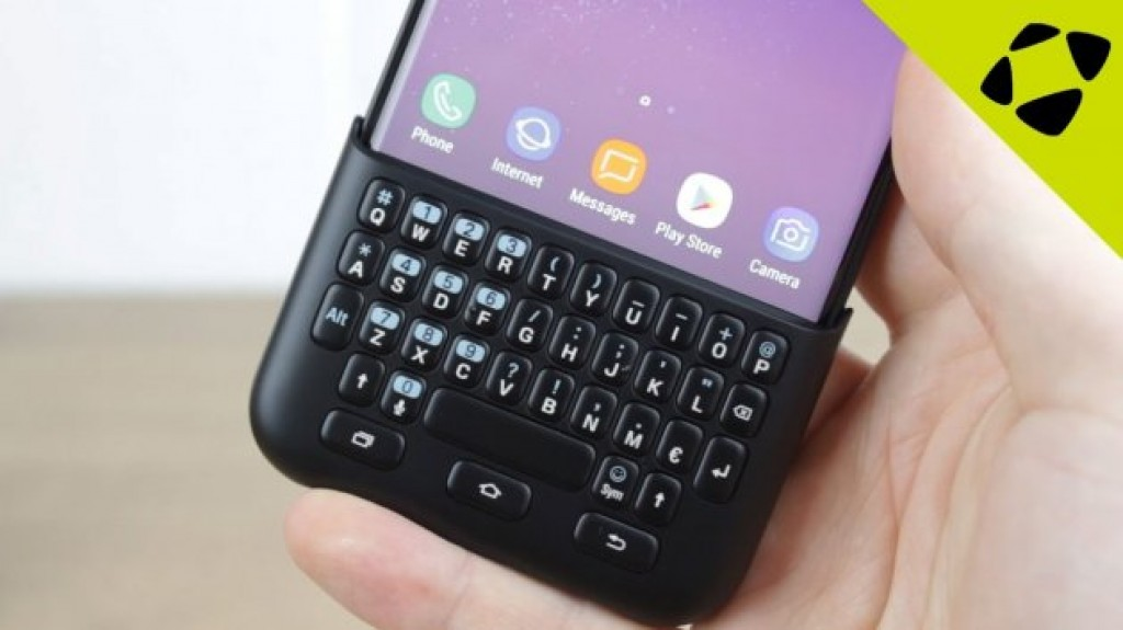 Galaxy S8 Keyboard Case