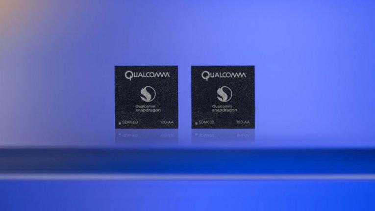 Qualcomm Snapdragon 660 и 630