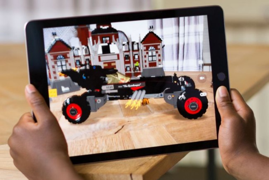 Обновление iOS 11 - Дополнительная реальность (AR)