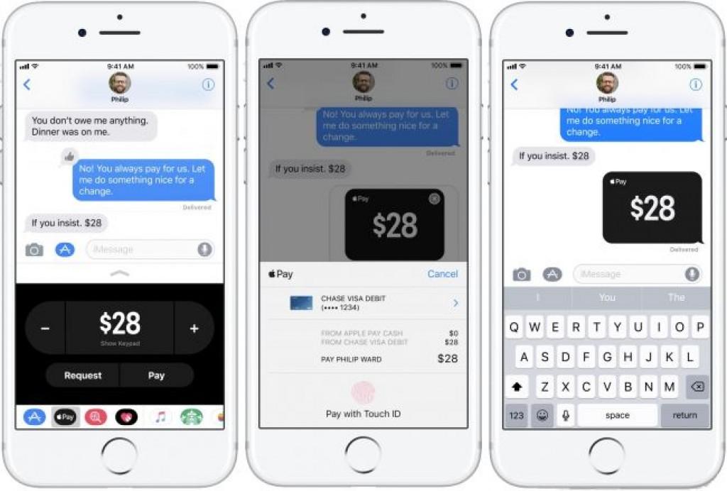 Обновление iOS 11 - Платежи PayPal
