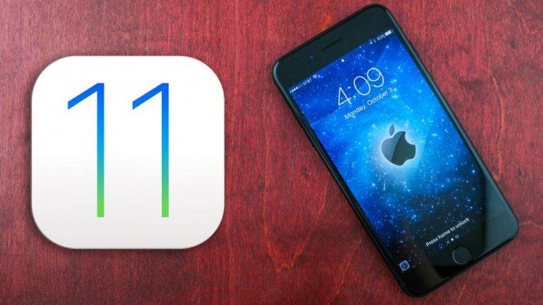 Обновление iOS 11