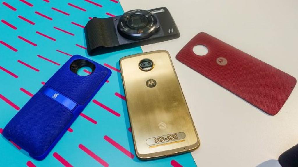Смартфон Motorola Moto Z2 Force
