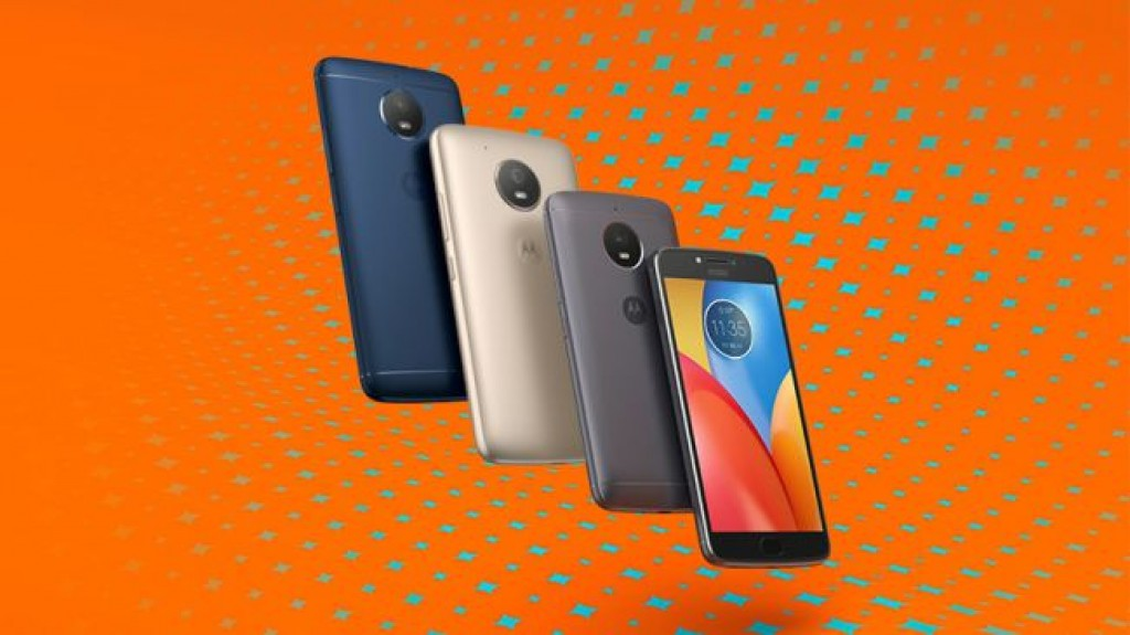 Смартфон Motorola Moto E4 Plus
