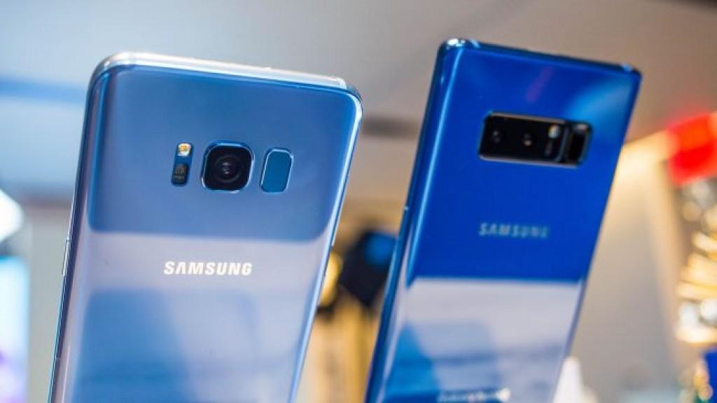 Galaxy Note 8 против Galaxy S8