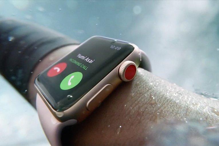 Обзор Apple Watch 3