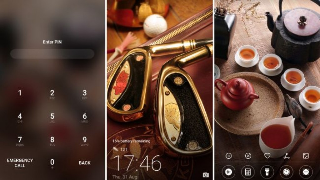 Интерфейс Huawei Honor 6A