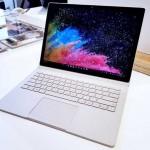 Обзор Microsoft Surface Book 2