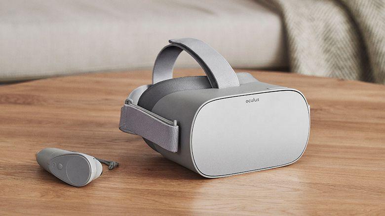 Oculus Go - Гарнитура VR