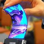 Гибкие экраны Samsung