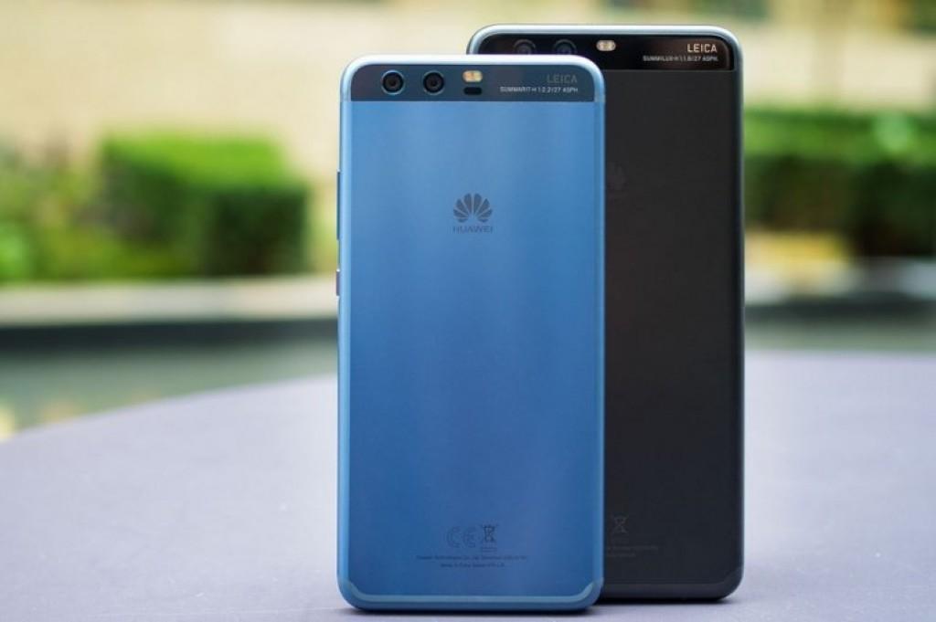 Китайский смартфон - HUAWEI P10