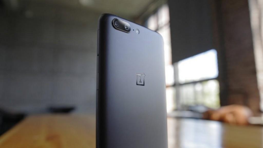 Китайский смартфон - OnePlus 5