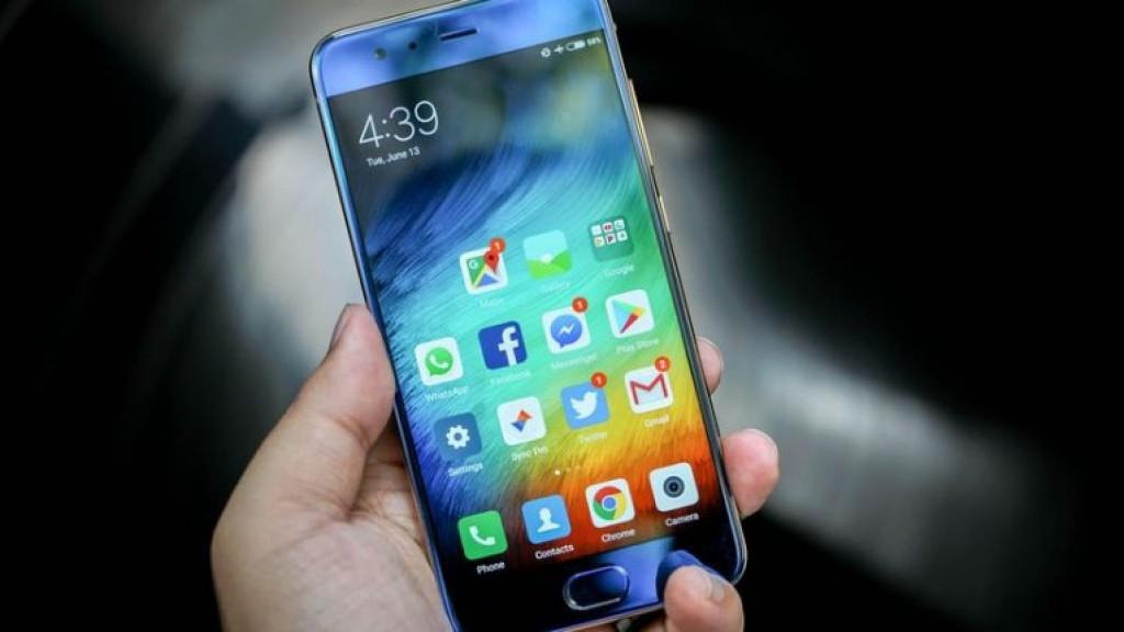 Китайский смартфон - XIAOMI MI6