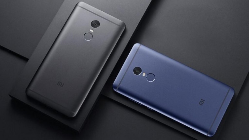 Китайский смартфон - XIAOMI REDMI NOTE 4X