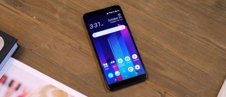 Обзор HTC U11 Plus