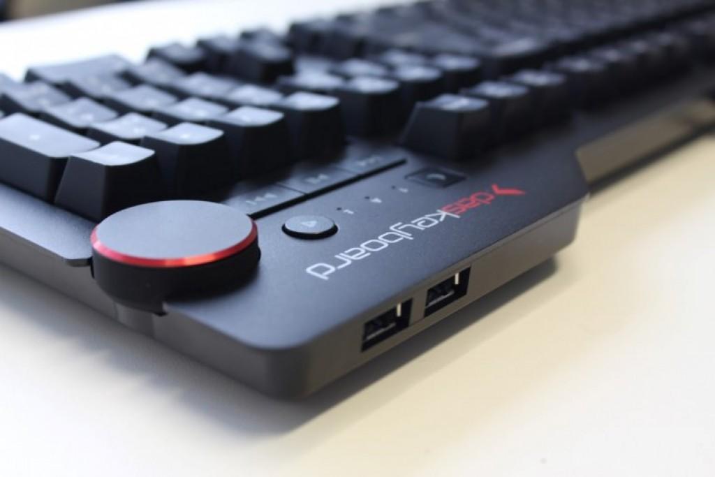USB-порты на игровых клавиатурах