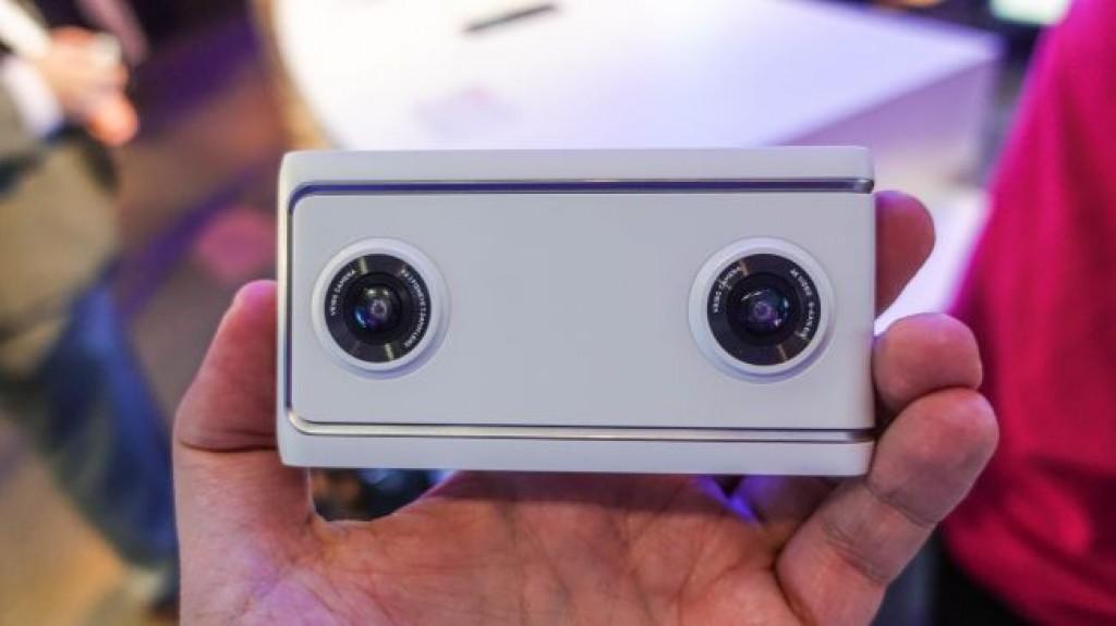 Камера Lenovo Mirage Camera