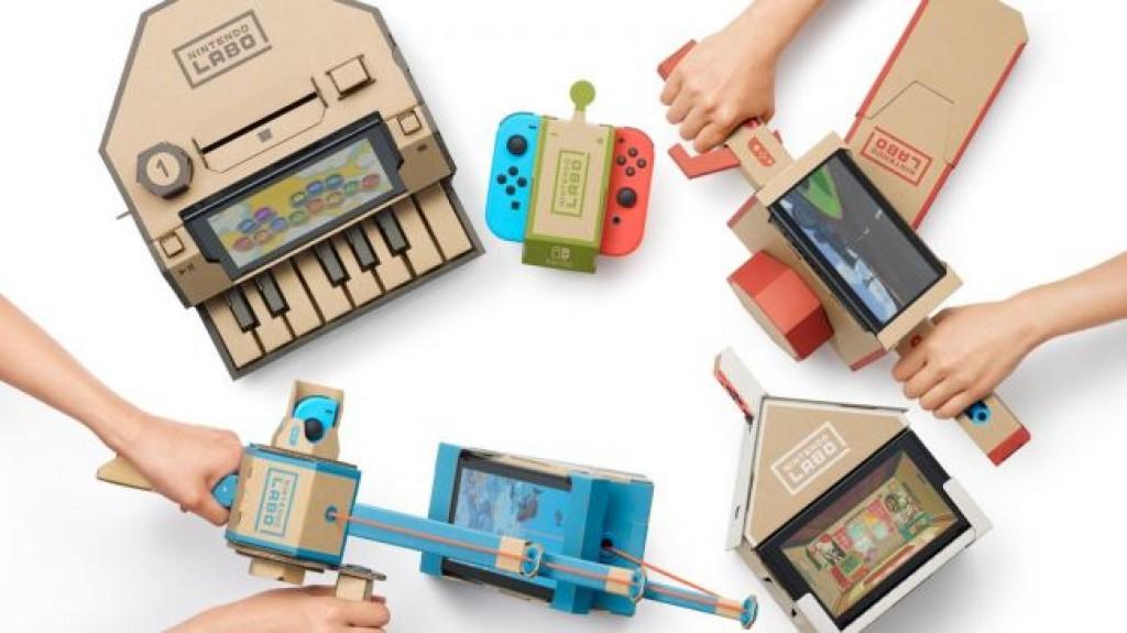Модели Nintendo Labo