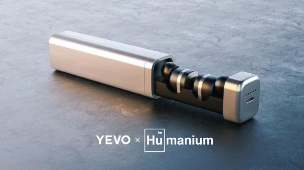 Наушники из переработанного оружия Yevo