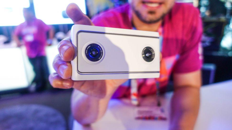 Обзор Lenovo Mirage Camera