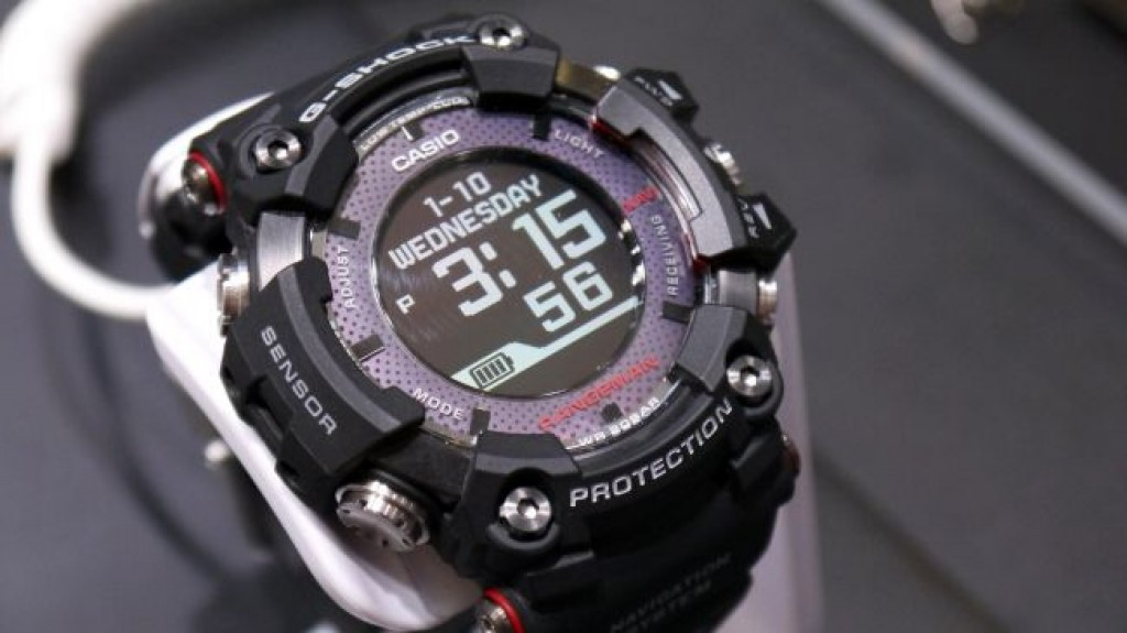 Часы Casio G-Shock Rangeman