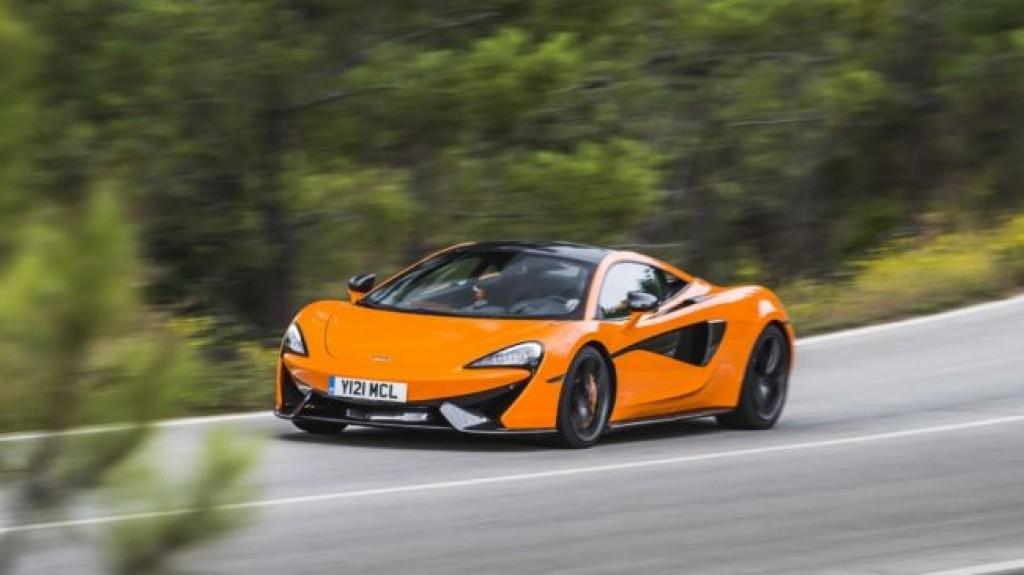 McLaren Amstrad