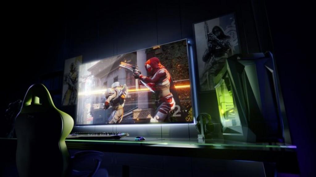 Nvidia и 65-дюймовые ПК