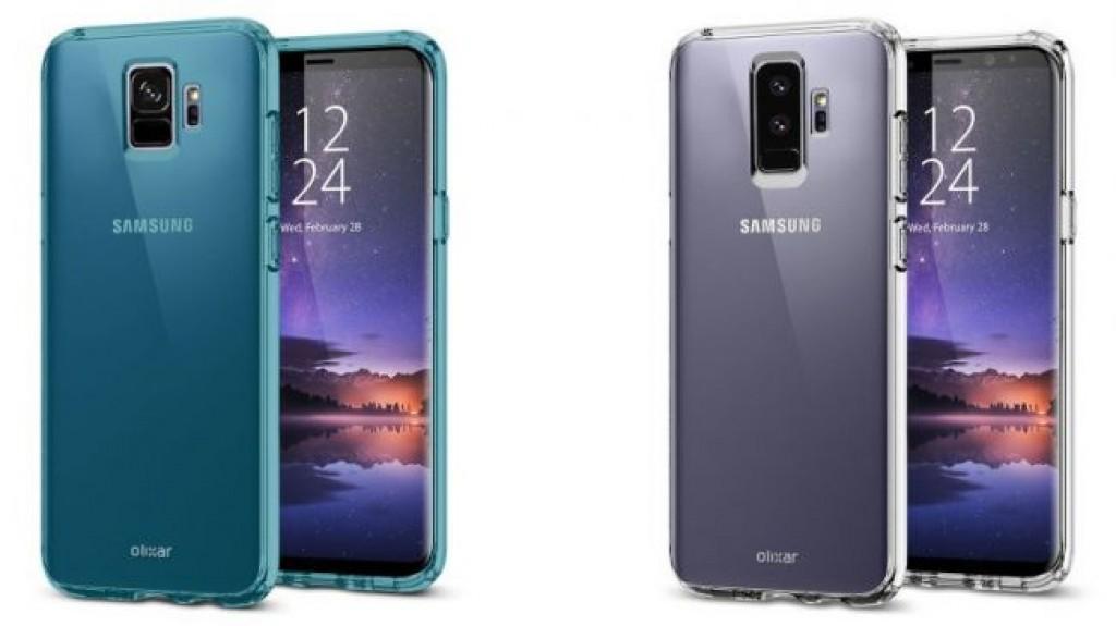 Samsung Galaxy S9 и Samsung Galaxy S9 Plus
