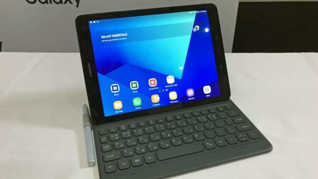 Samsung Galaxy Tab S3 на MWC 2017