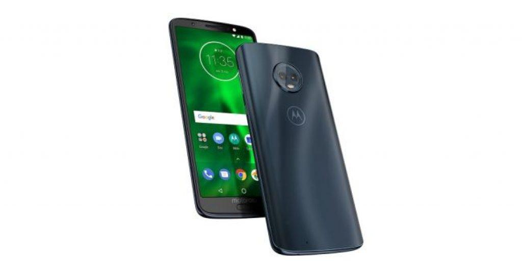 Бюджетный смартфон - Moto G6