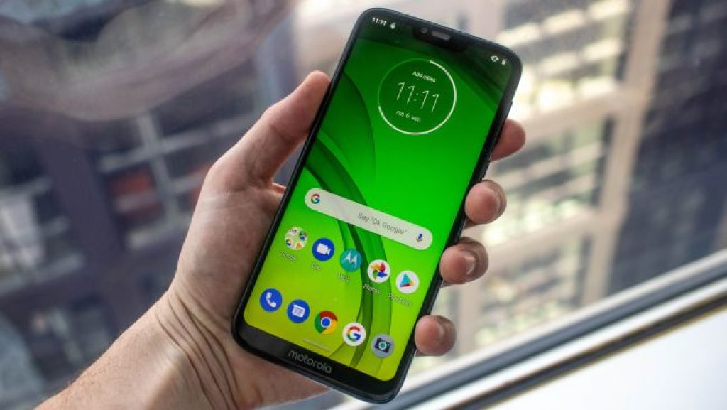 Бюджетный смартфон - Moto G7 Power