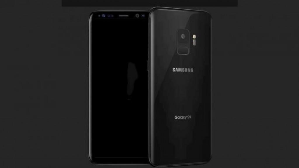 Дизайн Samsung Galaxy S9