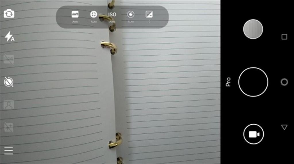 Интерфейс Nokia 6 (2018)