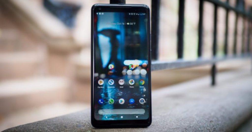 Лучший смартфон - Google Pixel 2 XL