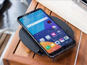 Лучший смартфон - LG G7 ThinQ