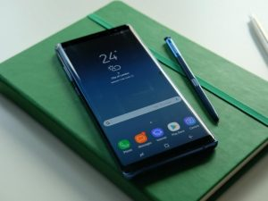 Лучший смартфон - Samsung Galaxy Note 8