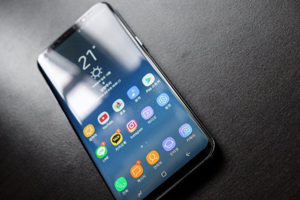 Лучший смартфон - Samsung Galaxy S8 Plus