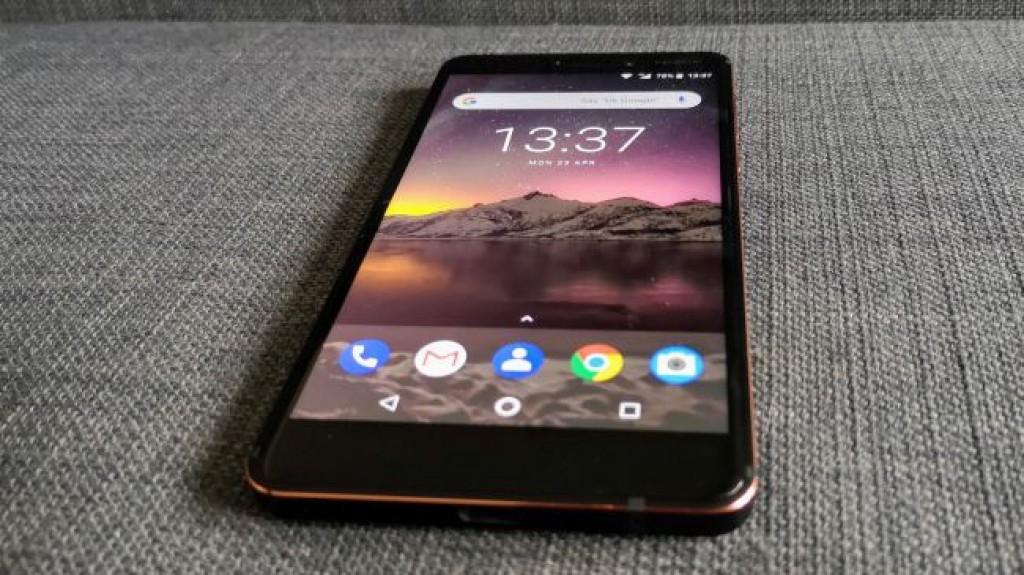 Смартфон Nokia 6 (2018)