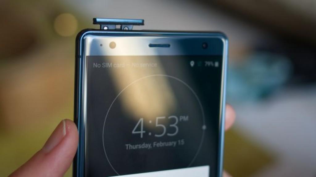 Смартфон Sony Xperia XZ2-02