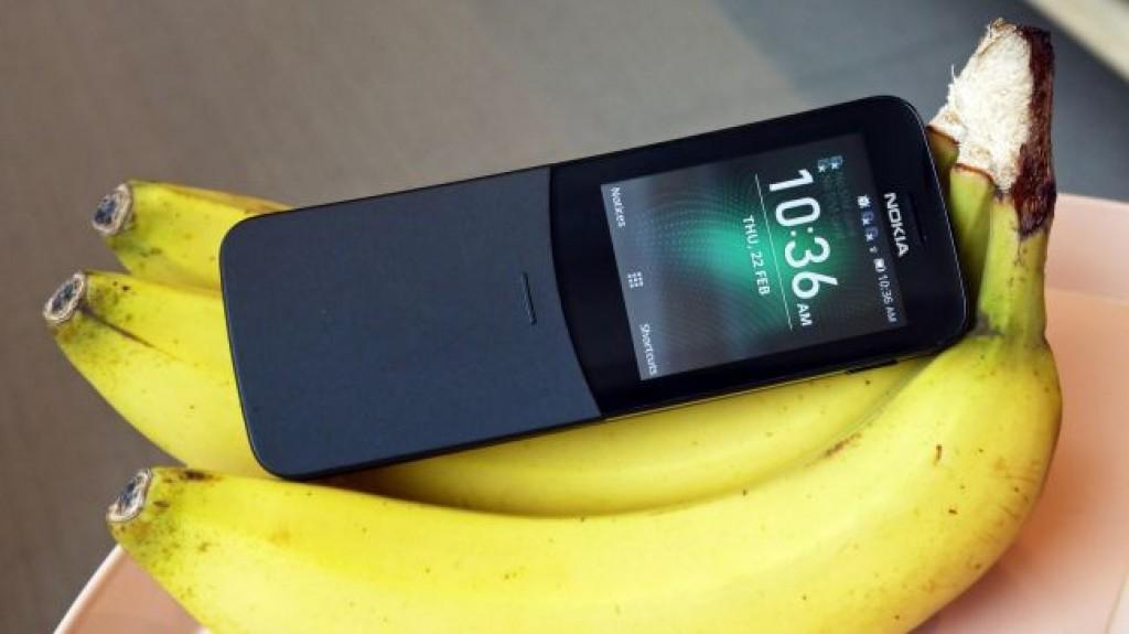 Телефон Nokia 8110 4G