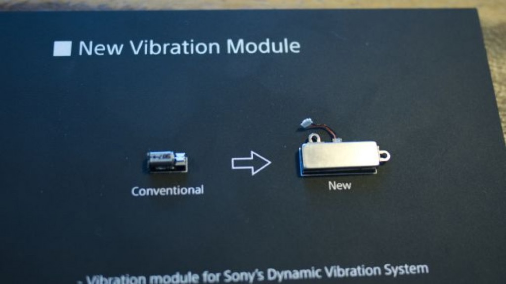 Sony Dynamic Vibration System