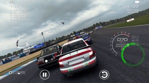 Игры на iPhone - Grid Autosport