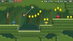 Игры на iPhone - Mikey Hooks