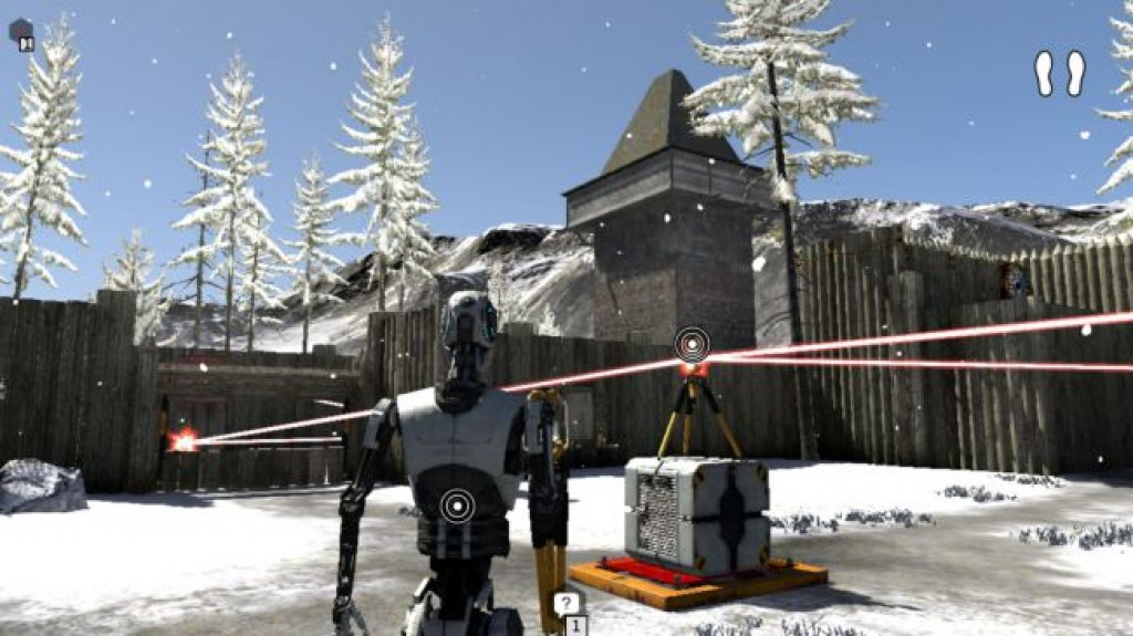 Игры на iPhone - The Talos Principle