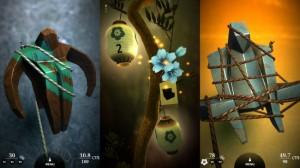 Игры на iPhone - Zen Bound 2